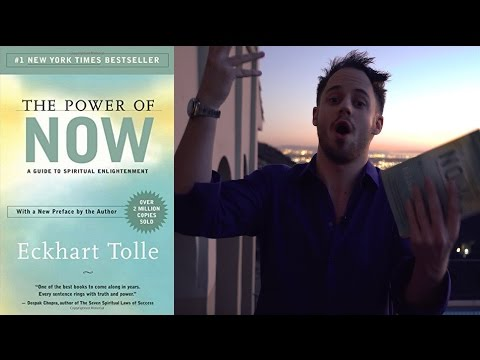 The Power Of Now: The Secret To Becoming Present & Breaking The Habit Of Excessive Thinking
