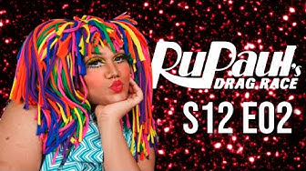 Rupaul's Drag Race Season 12 - EP02 [DaCota Ruview]