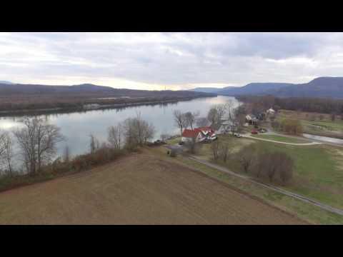 Land Survey Drone Flight for Developmental Purposes