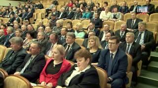 Заседание областного Совета депутатов