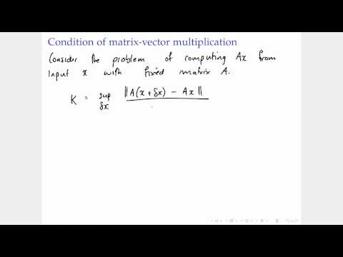 Lecture 4: Conditioning