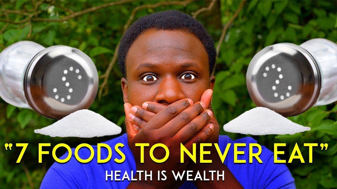 Ralph Smart Diet - 7 Foods to NEVER Eat