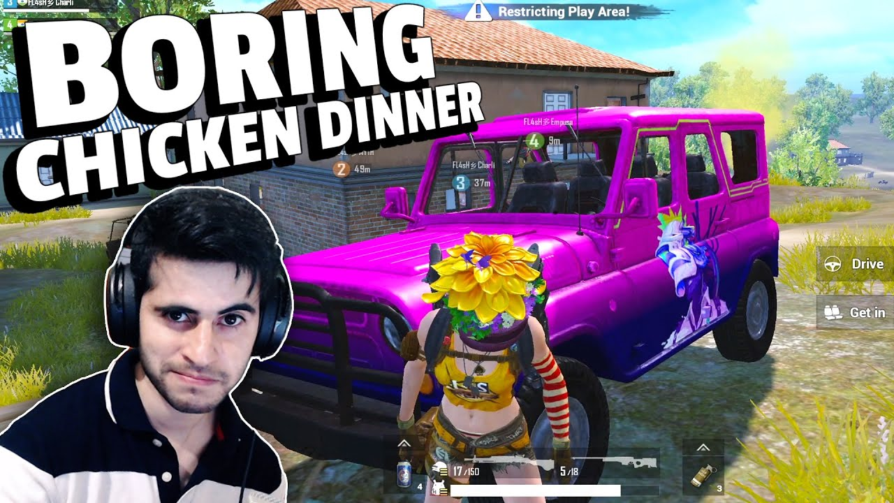 Why PUBG is Boring now? Corona Virus Chicken Dinner Duo vs Squad Gameplay in Pubg Mobile | Highlight
