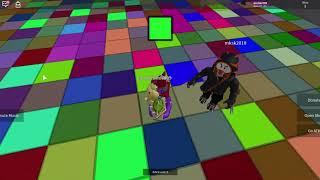Roblox Color Craze With Friends!