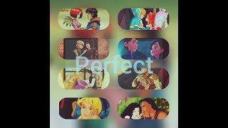 Романтика в мультсериалах - Perfect(идеально)