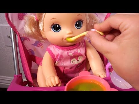 BABY ALIVE Morning Routine, Night Routine, Day Routine! Baby Alive Routine Videos!