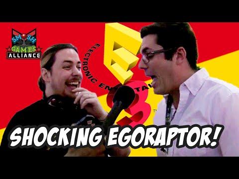 ELECTRIFING INTERVIEW WITH EGORAPTOR (Bonus Vlogs)