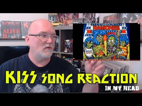 KISS Ramones Cover - REACTION