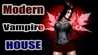 Modern vampire house - Skyrim mods overview