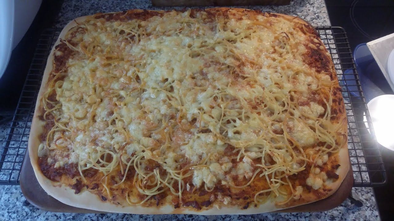 Thermomix Spaghetti Vorwerk Thermomix Tm 5 Spaghetti Pizza Youtube