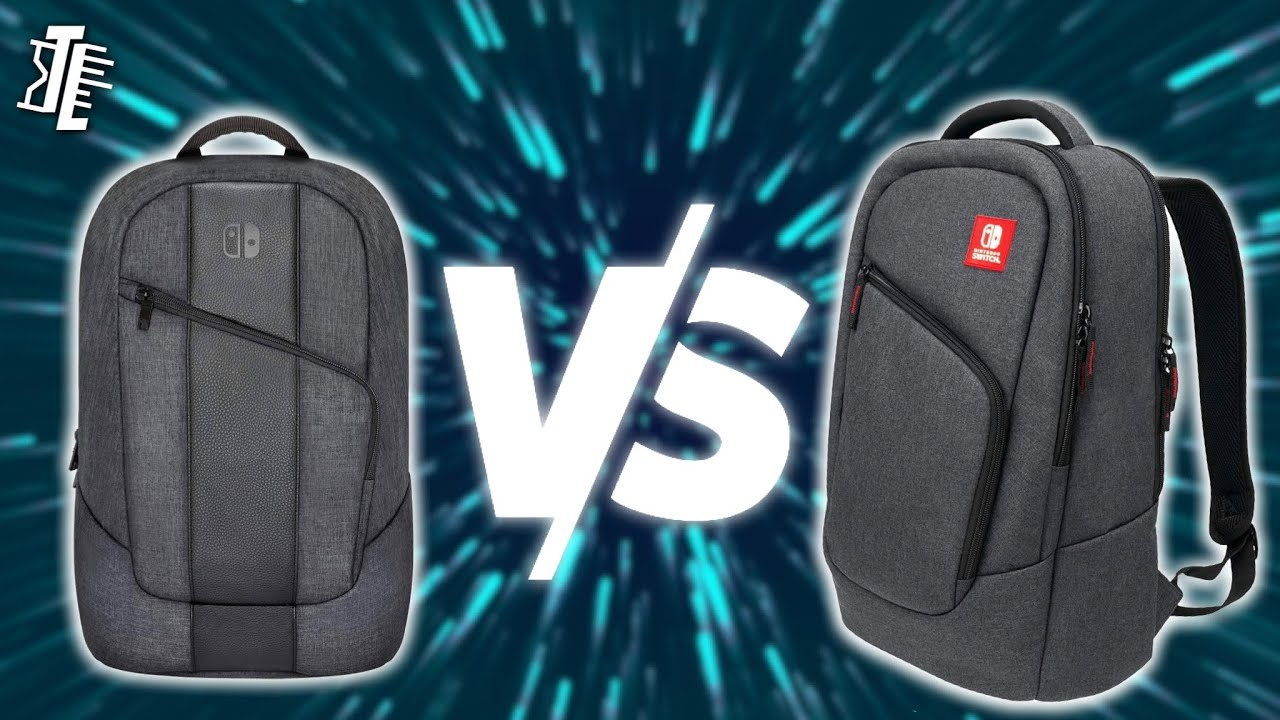 f4f513ce6 NEW Elite Edition Nintendo Switch Backpack VERSUS old Elite Player ...
