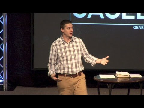 Uncaged - A Message from Genesis 15 by John Decker