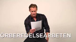 Download Video The longest Swedish word by Alexander Skarsgård MP3 3GP MP4