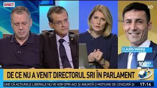 Claudiu Manda: Cu Băsescu avem de lămurit nişte lucruri, să confirme sau nu mărturii de la Comi