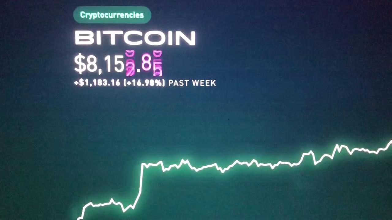 robinhood and trading cryptocurrencies