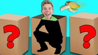 100k Mystery Box Funny Moments and Fails!! (TRY NOT TO LAUGH)