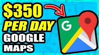 Get Paid Daily By Using Google Maps! (EASY 2019)