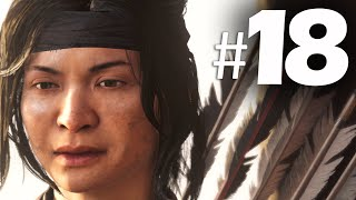 Ghost of Tsushima Gameplay Walkthrough Part 18 - Fate