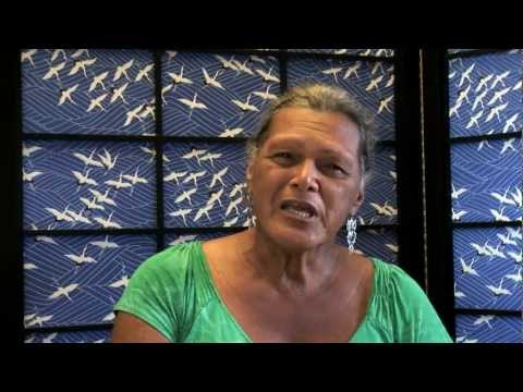 Hawaiian activist Sharon Pomroy discusses the importance of the Aumakua in Hawaiian culture