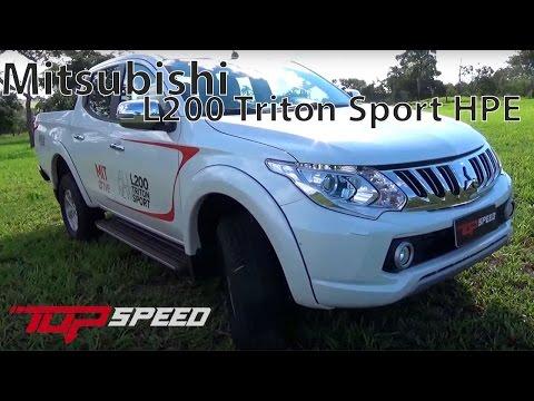 Mitsubishi L200 Triton Sport HPE | Canal Top Speed