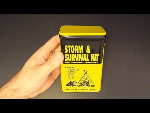 Tacoma Mountain Rescue Storm & Survival Kit
