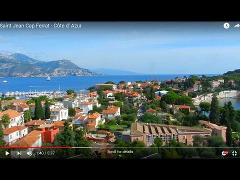 Saint Jean Cap Ferrat  -  Côte d' Azur
