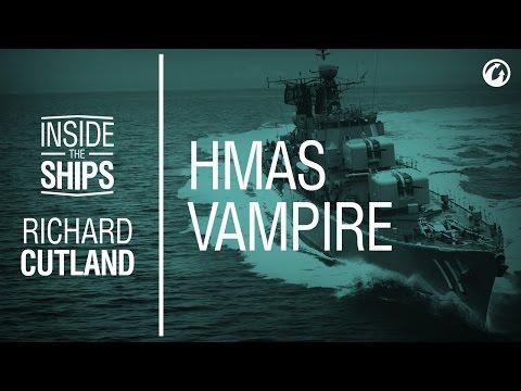 Inside the Ships:  HMAS Vampire