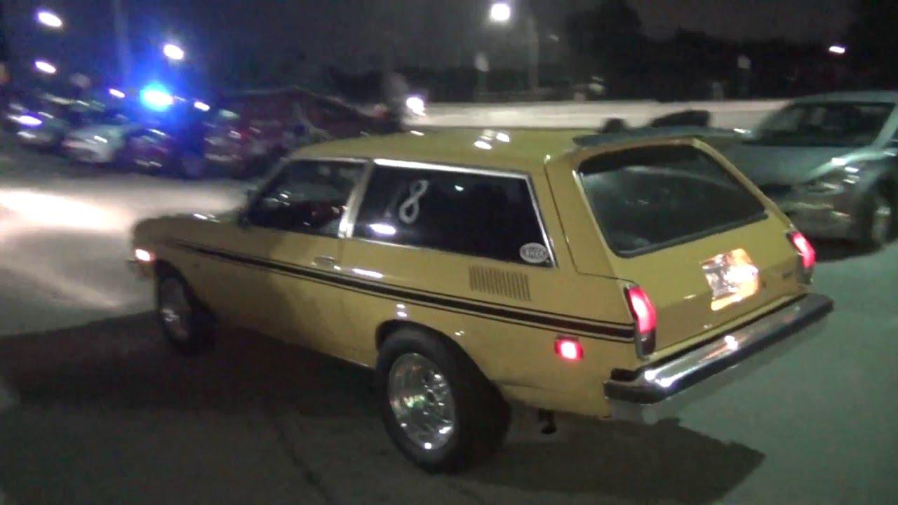 2018 Chevy Vega >> 1977 Chevy Vega 350 V8 - YouTube