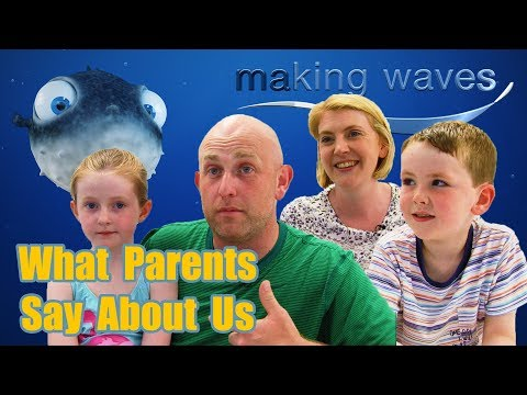 Making Waves Play Sport Pool - Private Swimming Lessons Glasgow Parent Testimonials
