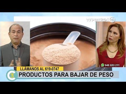 Pastillas para bajar de peso en farmacias de peru