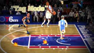 New NBA Jam On Fire Edition HD video game trailer - PS3 X360