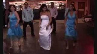 Wedding Dance with a Twist, The Secret Surprised E