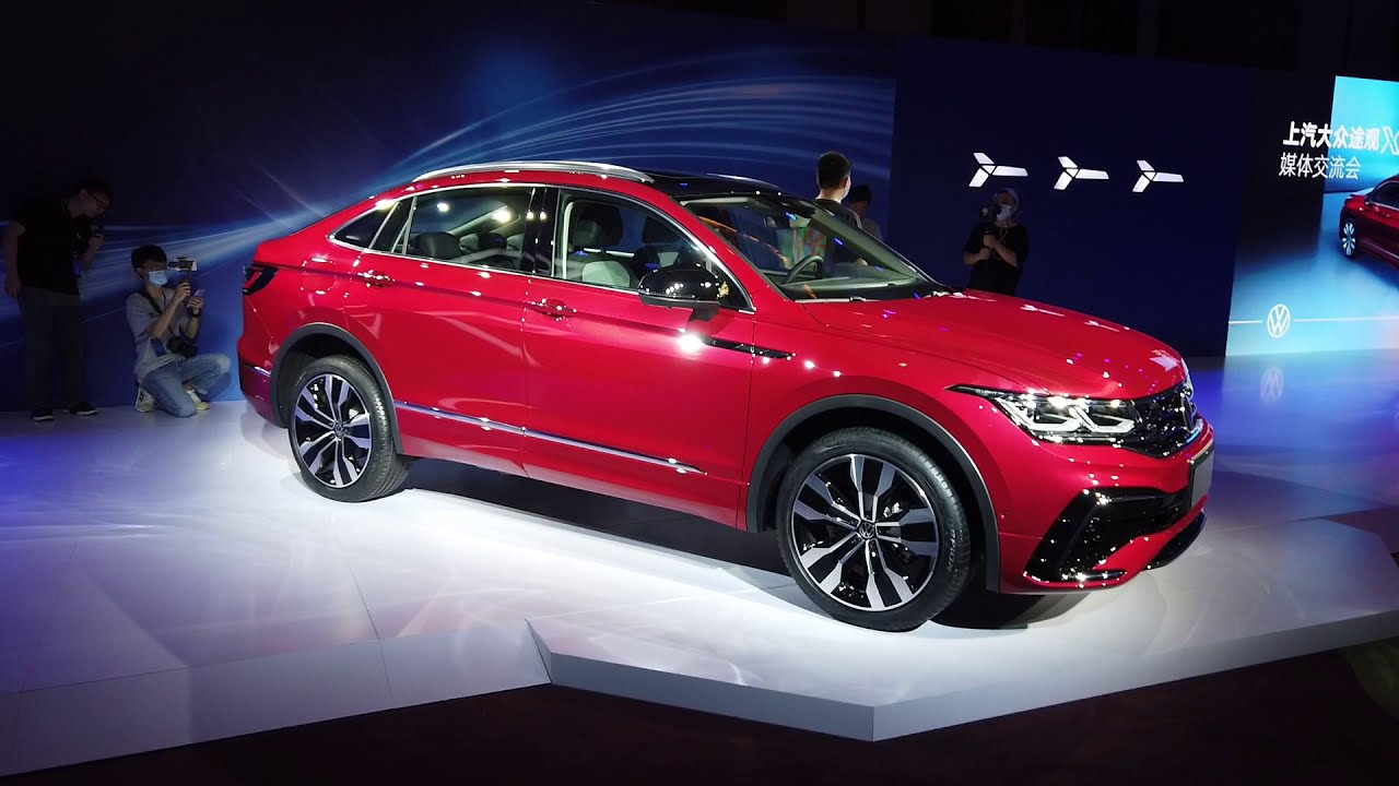 ALL NEW 2021 Volkswagen Tiguan X Coupe 2.0T 220Ps 350Nm ...