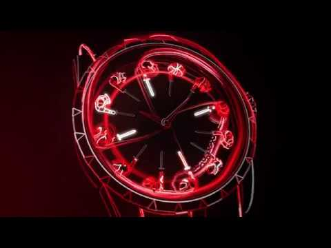 Roger dubuis knights of the round table ii at harrods - Roger dubuis knights of the round table watch ...