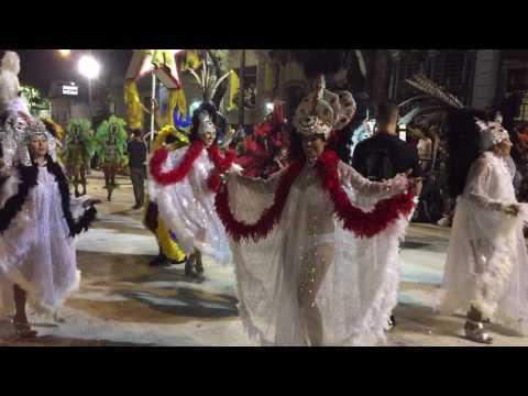 Carnaval Uruguay 2017 - Llamadas Candombe