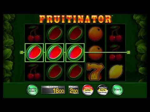 Merkur Fruitinator