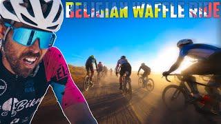 Gravel Racing is HARD! (Full Race Breakdown - Belgian Waffle Ride Utah)