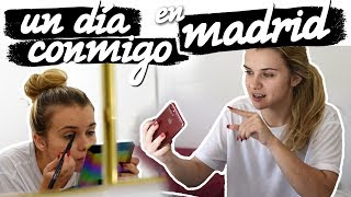 ¿Mi dia a dia en Madrid? | Marina Yers