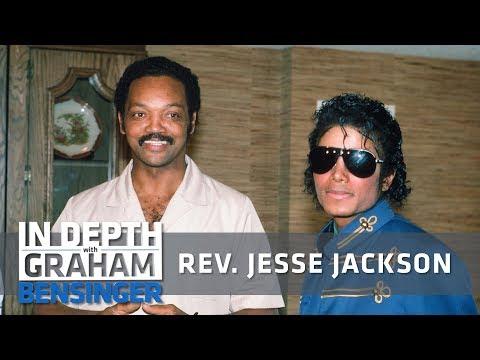 Rev. Jesse Jackson: Let Michael Jackson rest