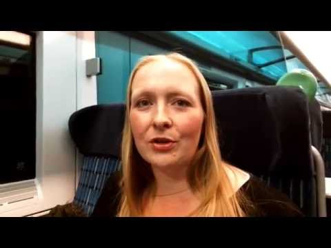 Train journey from hell?!? - Start of travel to Estonia