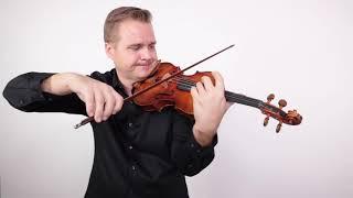 Three Holstein Premium Bench Violins for Austin