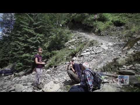 VIDEO HIKING: Negoiu Chalet, Fagarasi Mountains, Romania (ENGLISH Subtitle)
