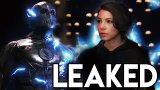 Zoom RETURNS in LEAKED Photos! Nora vs Zoom - The Flash 5x08 100th Episode MAJOR Leaks