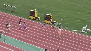 H30 千葉県高校総体 男子200m 予選8組