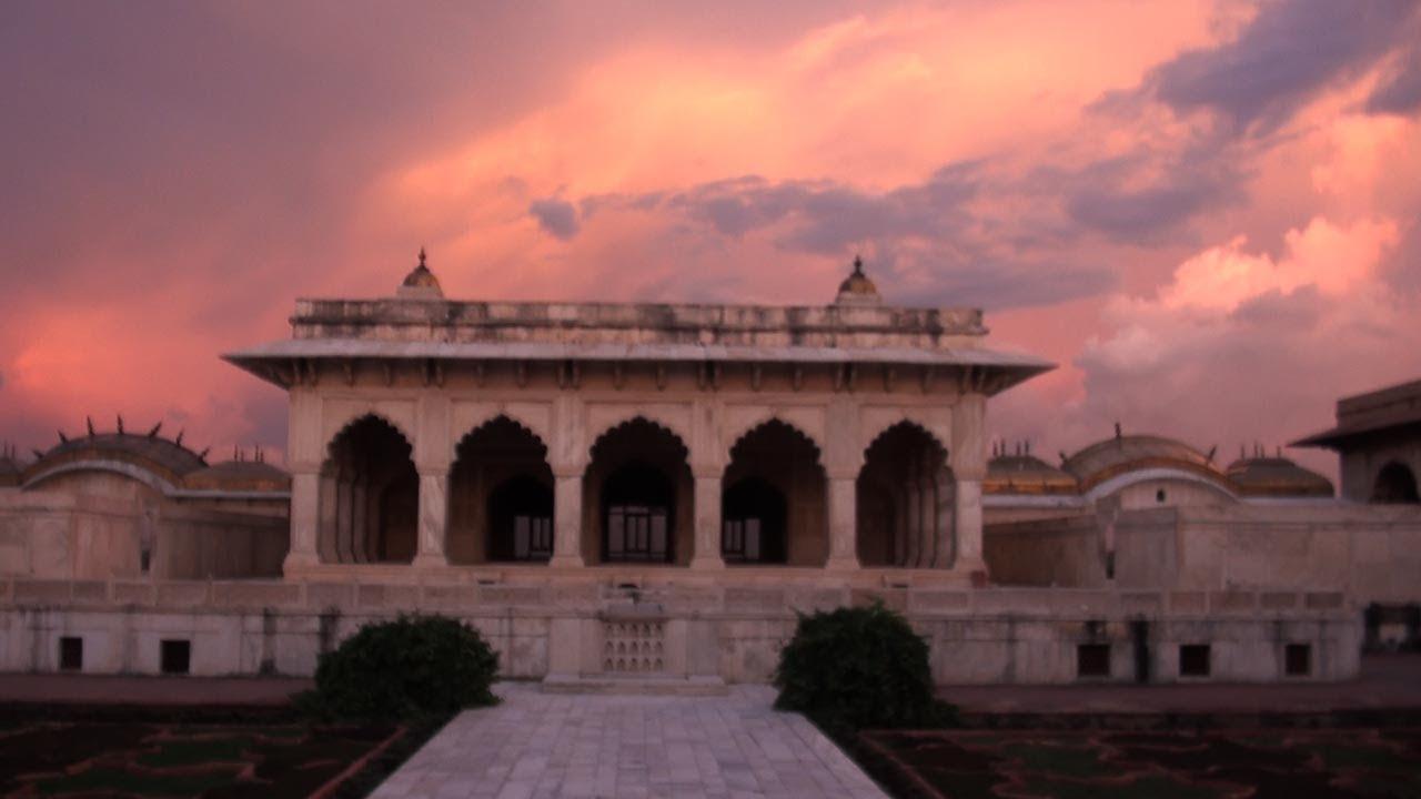 Image result for agra fort akbari mahal