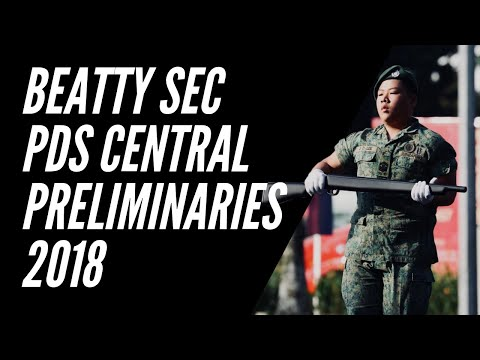 BEATTY SEC PDS CENTRAL PRELIMS 2018 PERFORMANCE