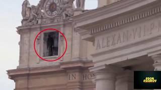 Жуткие кадры снятые очевидцами. Кадры с реальными ПРИЗРАКАМИ