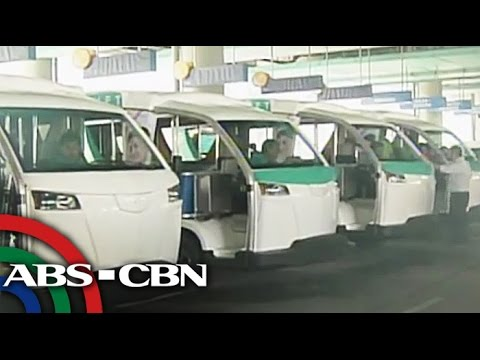 Mga e-jeepney, umarangkada na sa QC