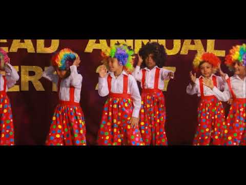 Ooh Eeh Ooh Ah Aah Ting Tang Walla Walla Bing -  Dance performance by UKG Students of Hampstead