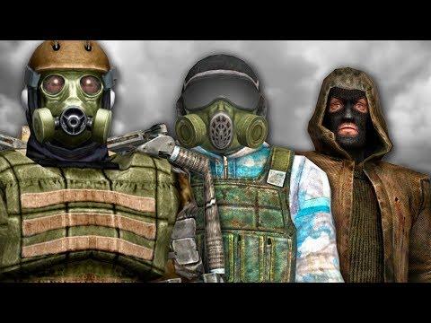 ЛУЧШИЙ МОД НА ВОЙНУ ГРУППИРОВОК В STALKER? New Vision Of War ОБЗОР
